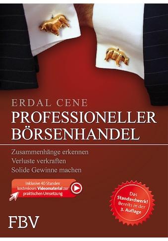 Buch »Professioneller Börsenhandel / Erdal Cene« kaufen