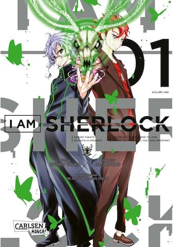 Buch »I am Sherlock 1 / Kotaro TAKATA, Naomichi Io, Hiro Yamada« kaufen
