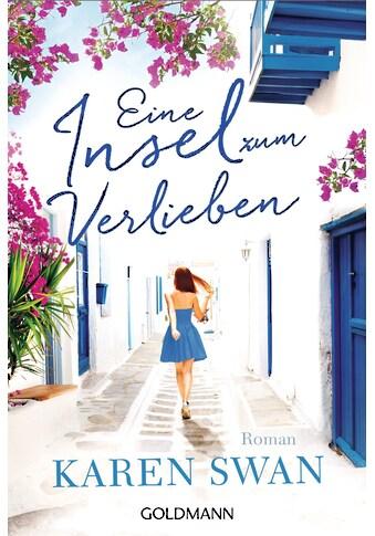 Buch »Eine Insel zum Verlieben / Karen Swan, Gertrud Wittich« kaufen