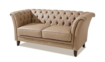 Max Winzer® Chesterfield-Sofa »New Castle«, mit edler Knopfheftung, 2-Sitzer oder... kaufen