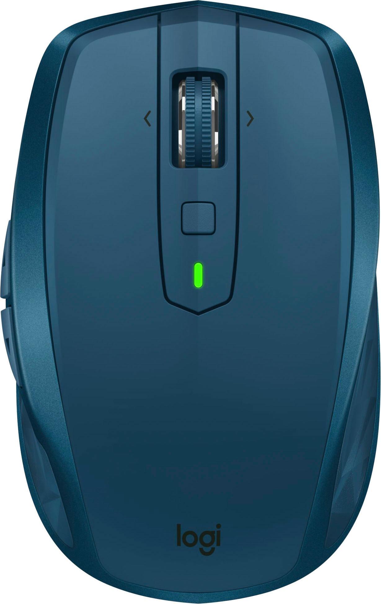 »MX Anywhere 2S Wireless« Maus, 2,4 GHz (Bluetooth, 4000 dpi)