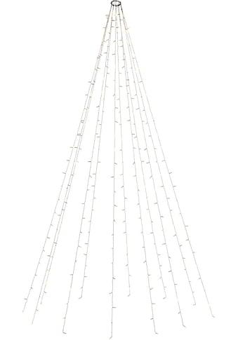 my home LED-Lichtervorhang »Maddox«, Baumvorhang, mit Timer kaufen