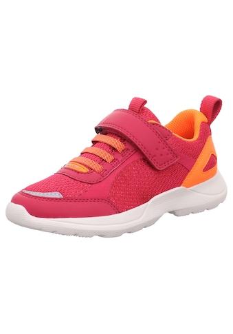Superfit Sneaker »Rush WMS Weiten-Messsystem: mittel«, mit Gummiband kaufen
