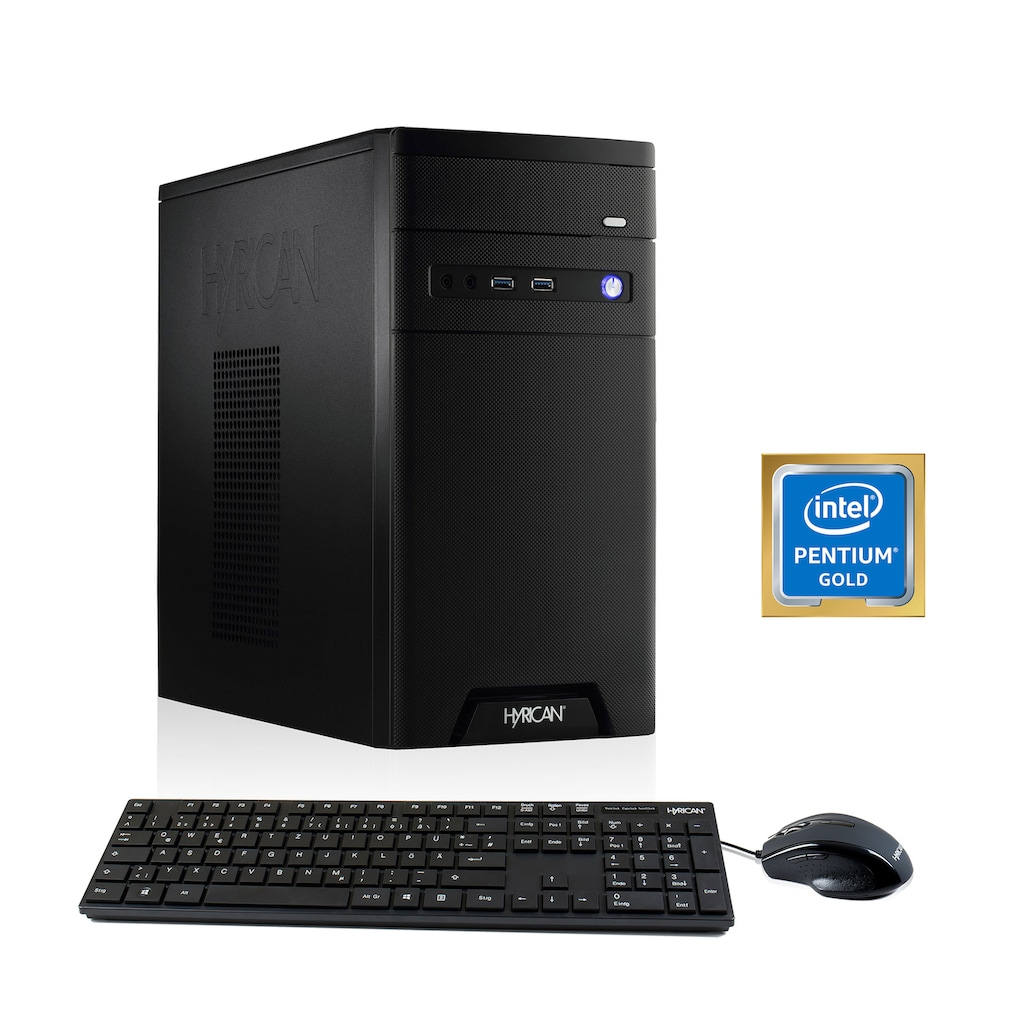 Hyrican PC »Home-Office 6341«