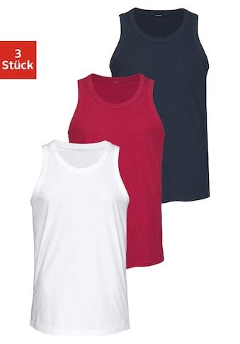 H.I.S Unterhemd, aus Baumwolle kaufen