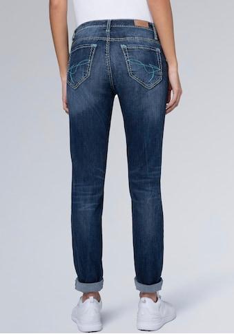 SOCCX Slim - fit - Jeans »HE:DI« kaufen