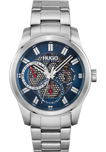 HUGO Multifunktionsuhr »#SKELETON, 1530191« kaufen