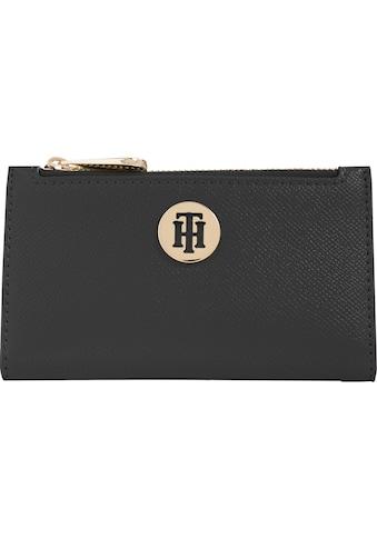 TOMMY HILFIGER Geldbörse »HONEY SLIM WALLET«, schmale Brieftasche kaufen