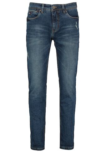 SUBLEVEL Slim-fit-Jeans, im Used Look kaufen