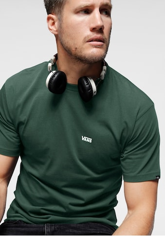Vans T - Shirt »LEFT CHEST LOGO TEE« kaufen