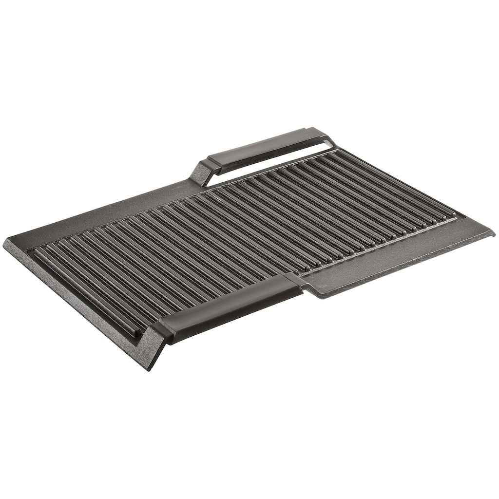SIEMENS Grillplatte »HZ390522«, Aluminium, varioInduktion