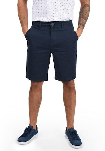 Solid Chinoshorts »Lomego«, kurze Hose mit knöpfbaren Gesäßtaschen kaufen