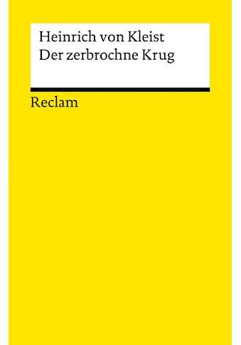 Buch Der zerbrochne Krug / Heinrich von Kleist, Helmut Sembdner kaufen