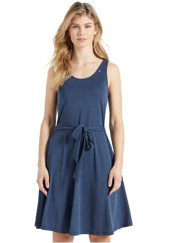 khujo Shirtkleid »LOUANNE«, Sommerkleid mit passenden Bindegürtel in der Taille kaufen
