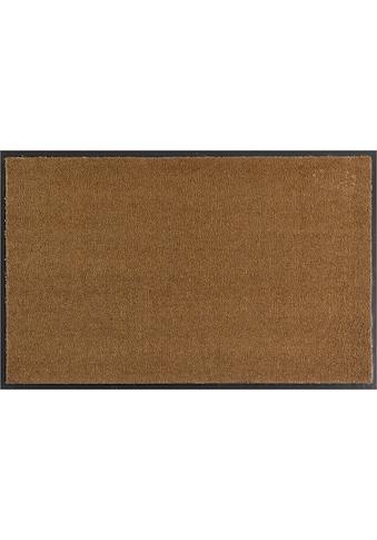 HANSE Home Fußmatte »Deko Soft«, rechteckig, 7 mm Höhe, Fussabstreifer, Fussabtreter,... kaufen