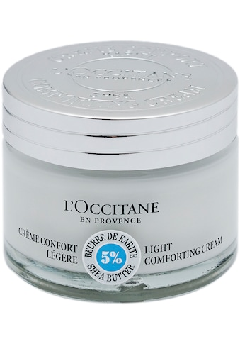 L'OCCITANE Feuchtigkeitscreme »Karité Creme Confort Légère« kaufen