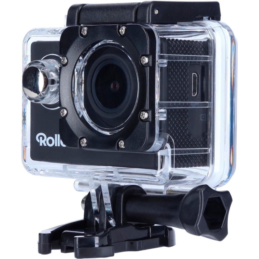 Rollei Action Cam »4S Plus«, 4K Ultra HD, WLAN (Wi-Fi)