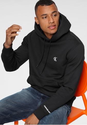 Calvin Klein Jeans Kapuzensweatshirt »CK ESSENTIAL HOODIE« kaufen