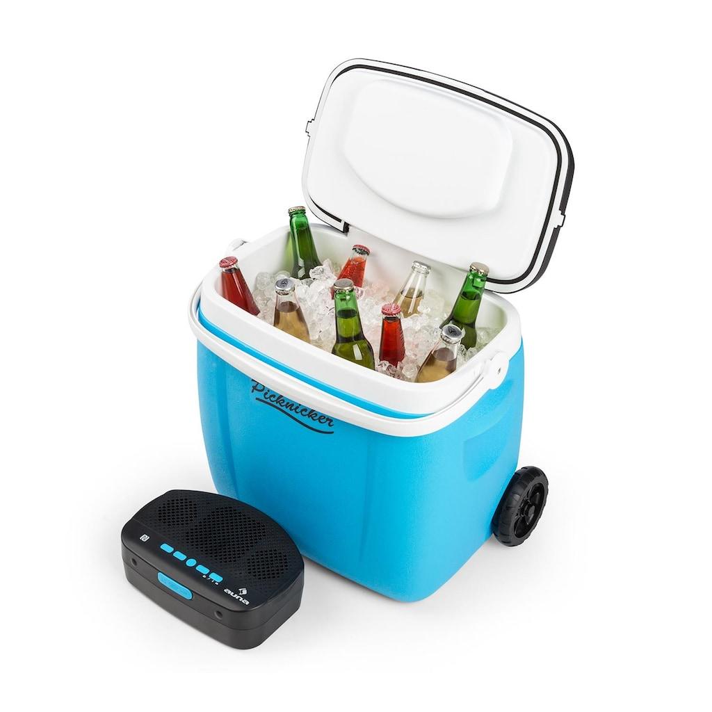 Auna Music Cooler 36 l Trolley-Kühlbox BT-Lautsprecher