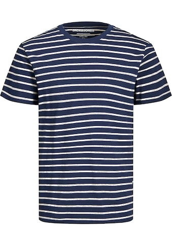 Jack & Jones T-Shirt »STRIPED TEE« kaufen