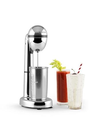 Klarstein Drink Mixer Milchshakes elektrisch mit Becher 100W 450 ml »Van Damme« kaufen