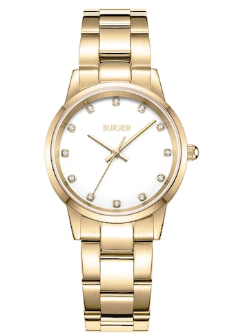 BURKER Mechanische Uhr »Amy Gold White« kaufen