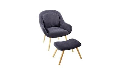 Sessel+Hocker 2-teilig kaufen