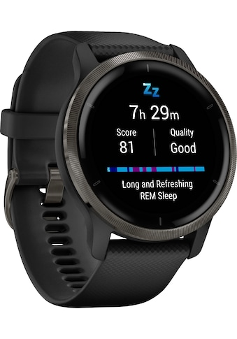 Garmin Smartwatch »Venu 2«, (25 vorinstallierten Sport-Apps) kaufen