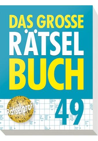 Buch Das große Rätselbuch 49 / DIVERSE kaufen