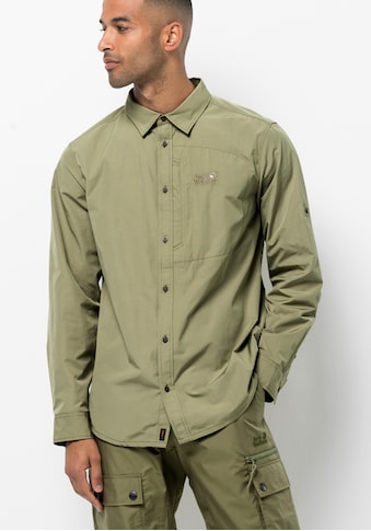 Jack Wolfskin Funktionshemd »LAKESIDE ROLL-UP SHIRT M« kaufen