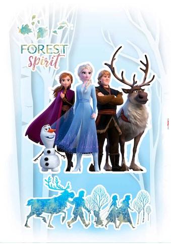 KOMAR Wandtattoo »Forest Spirit«, selbsthaftend, rückstandslos abziehbar kaufen