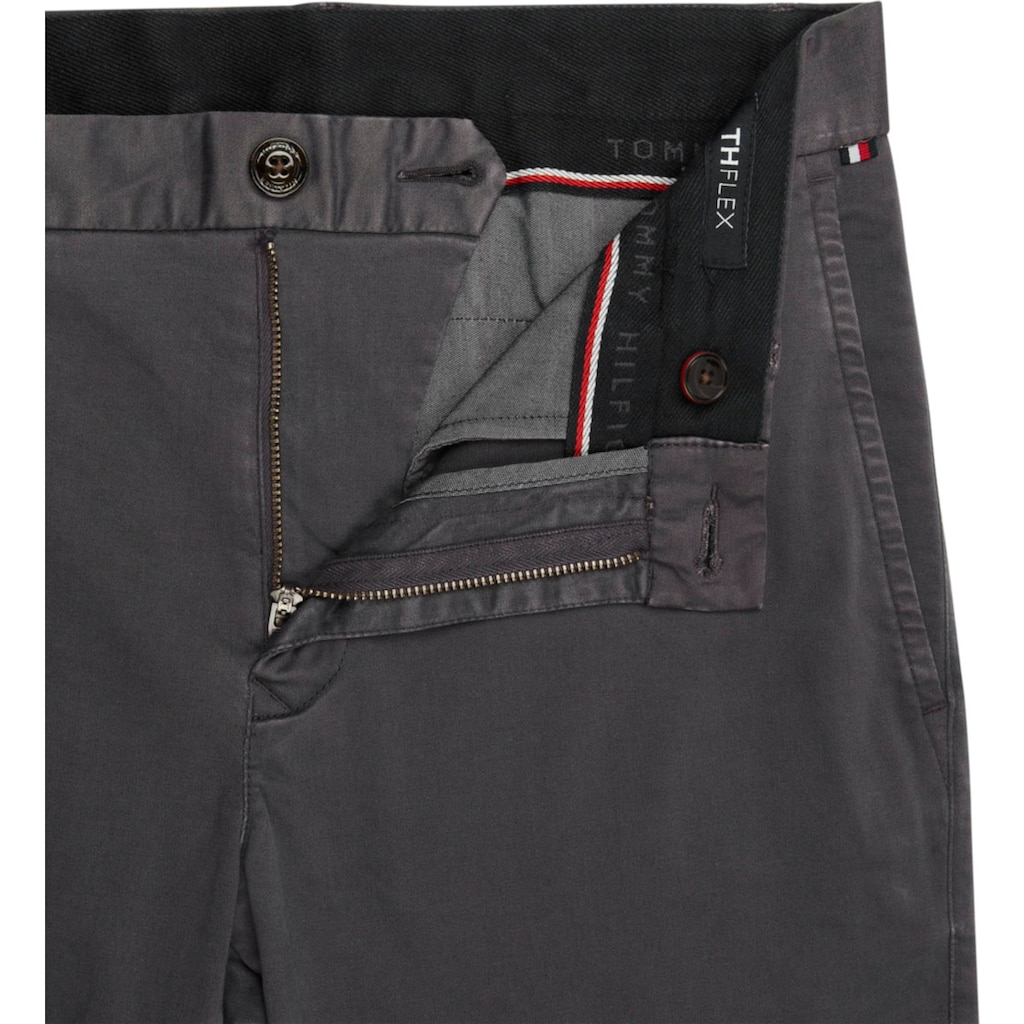 TOMMY HILFIGER Chinohose »CORE STRAIGHT GMD FLEX«