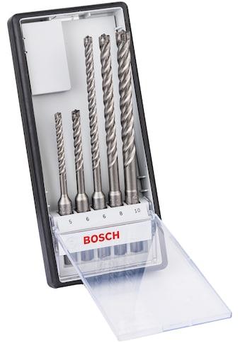 BOSCH Bohrersatz »Robust Line«, (Set, 5 tlg.), Hammerbohrer SDS plus-7X kaufen