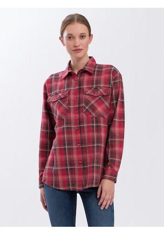 Cross Jeans® Flanellhemd »75307«, Flanellhemd im Holzfäller-Look kaufen