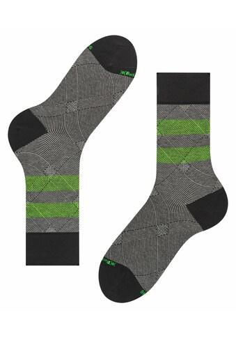Burlington Socken »Neon Glencheck«, (1 Paar), mit Burlington-Clip kaufen
