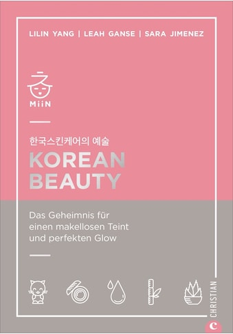 Buch »Korean Beauty / Lilin Yang, Leah Ganse, Sara Jiménez, Miriam Sender Gorriz« kaufen