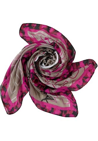 STREET ONE Modetuch, Quadratischer Schal kaufen