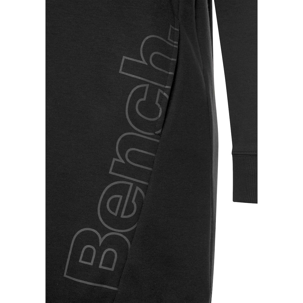 Bench. Sweatkleid, mit seitlichem Logoprint