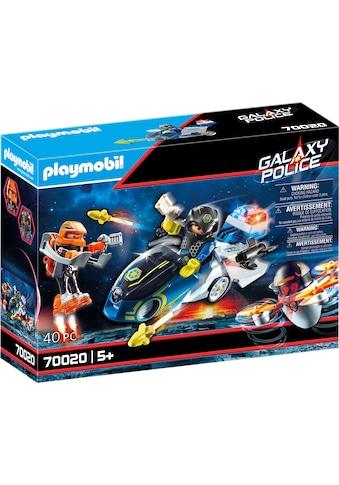 Playmobil® Konstruktions-Spielset »Galaxy Police-Bike (70020), Galaxy Police«, (40... kaufen