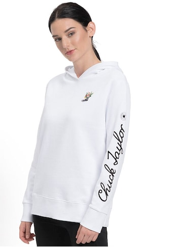 Converse Kapuzensweatshirt »CHUCK FLOWERS WOMENS HOODIE« kaufen