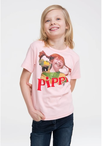 LOGOSHIRT T-Shirt, mit Pippi Langstrumpf-Frontdruck kaufen