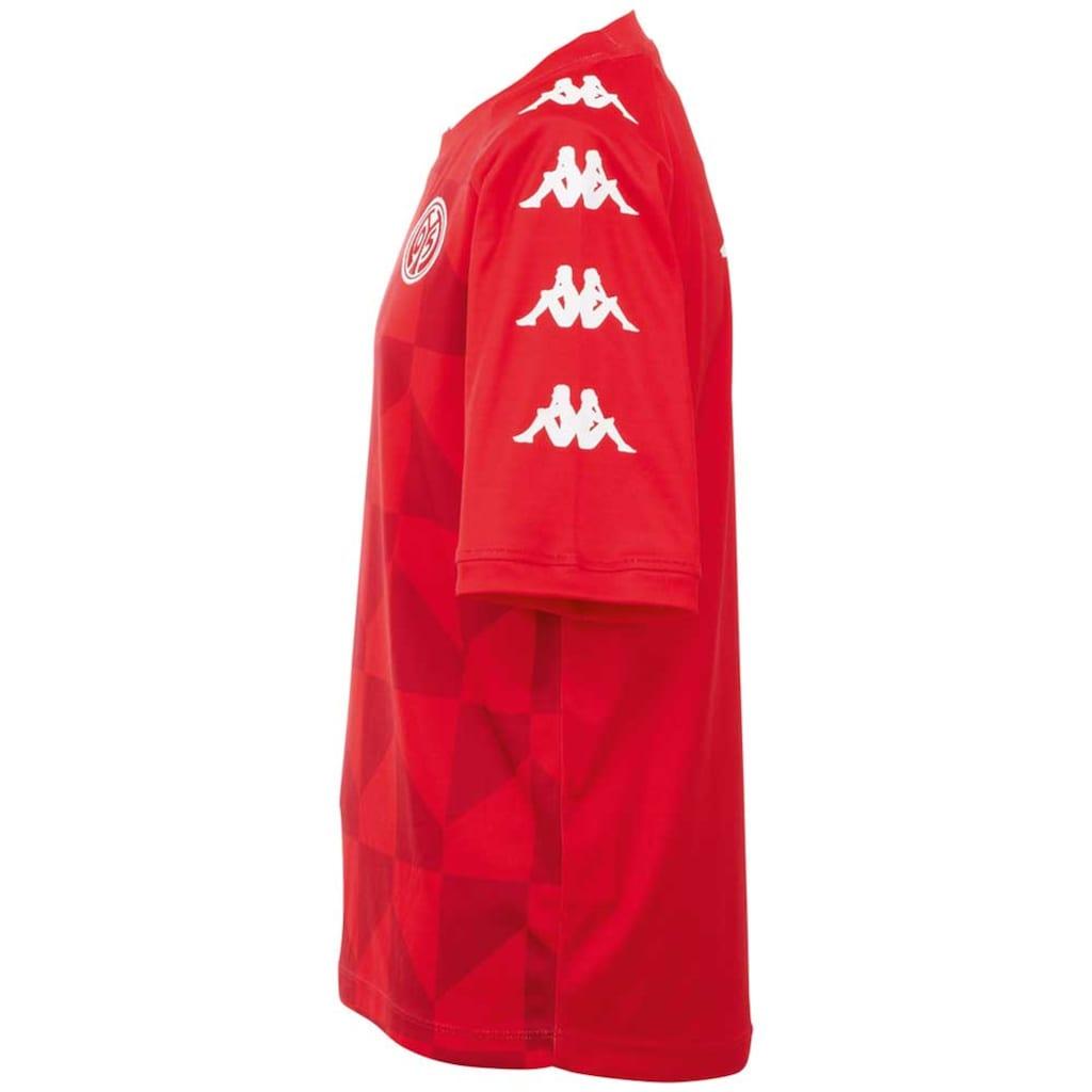 Kappa Funktionsshirt »MAINZ 05 KIDS«, mit plakativem Print auf dem R&uuml;cken<br />