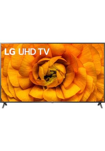 """LG LED-Fernseher »75UN85006LA«, 189 cm/75 """", 4K Ultra HD, Smart-TV kaufen"""