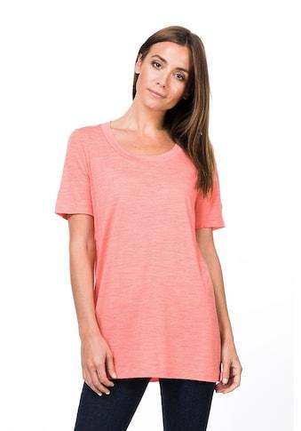 SUPER.NATURAL Oversize - Shirt »W OVERSIZE TEE« kaufen