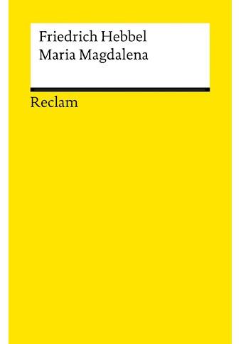 Buch Maria Magdalena / Friedrich Hebbel, Karl Pörnbacher kaufen