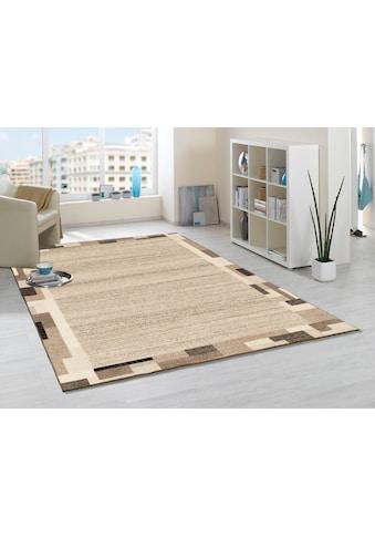 OCI DIE TEPPICHMARKE Wollteppich »Natura Kaja«, rechteckig, 9 mm Höhe, reine Wolle, Wohnzimmer kaufen