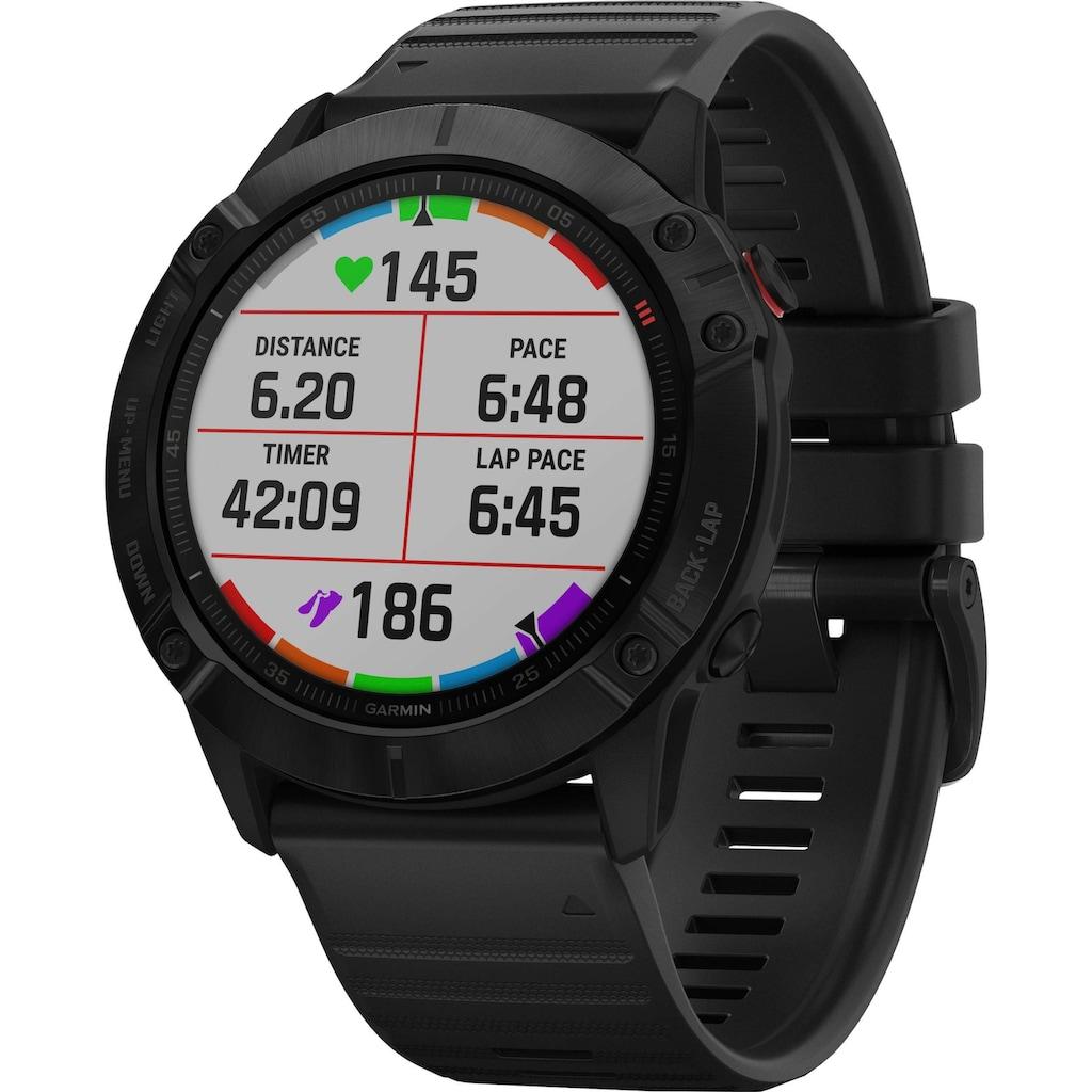 Garmin Smartwatch »fēnix 6X – Pro«, ( )