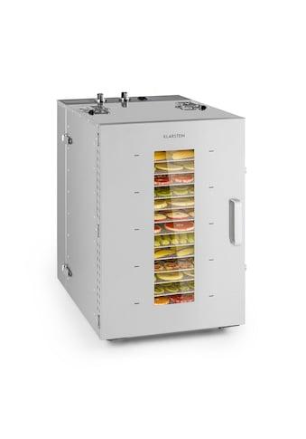 Klarstein Klarstein Master Jerky 16 Dörrautomat 1500W 40-90 °C 15h-Timer E kaufen