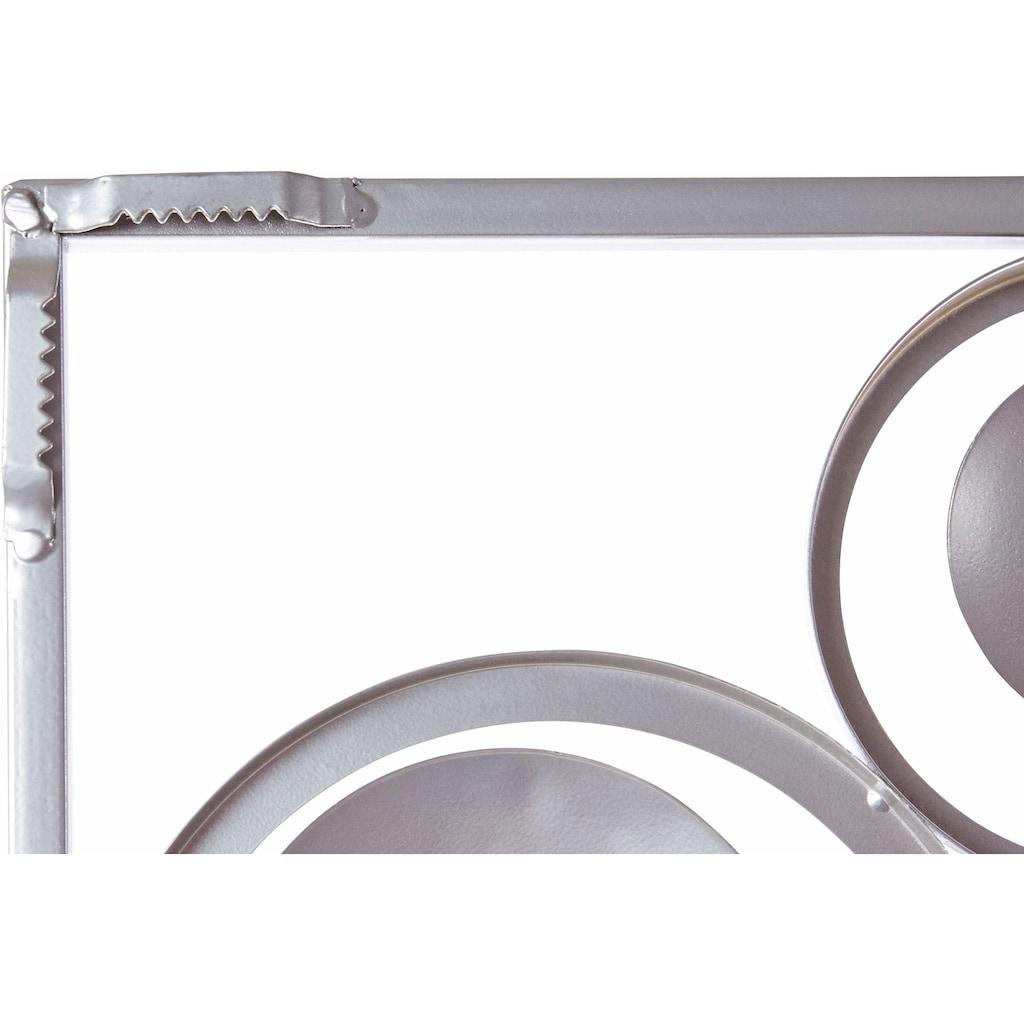 locker Wanddekoobjekt »Ranke«, Wanddeko, aus Metall