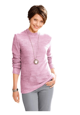 Casual Looks Stehkragenpullover »Pullover« kaufen